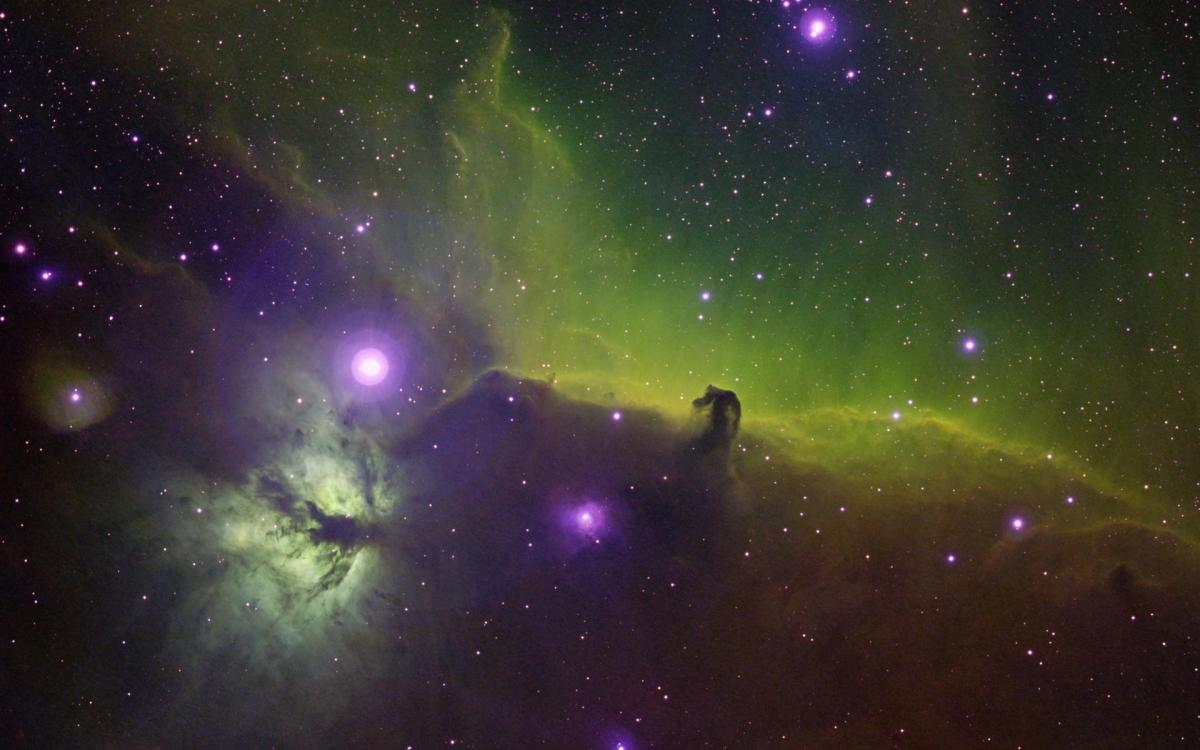Attached Image: Horse Head Nebula SIIHaOIII.jpg