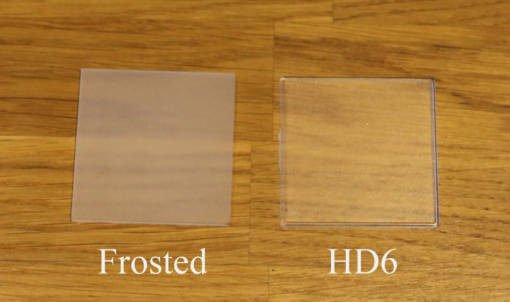 Attached Image: HD6 and frosted plates.JPG